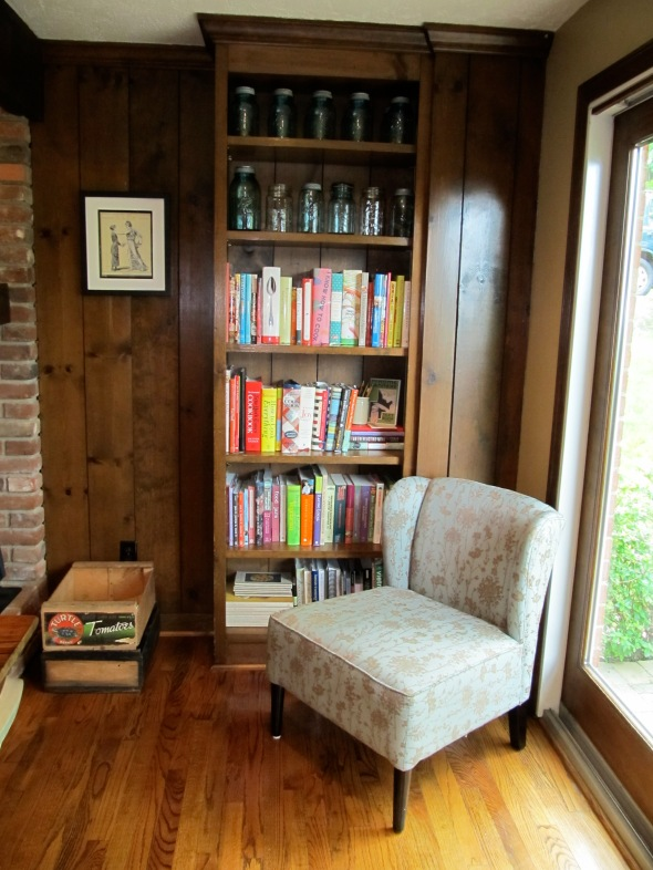 cook book nook.