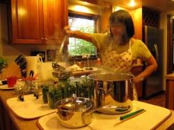 sara canning party